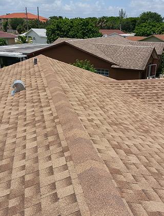Dimensional 3D Laminated Shingles