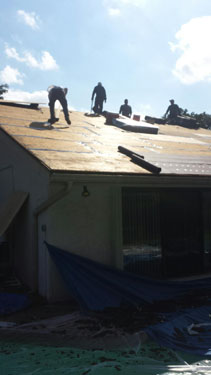 Roof Replacement Pompano