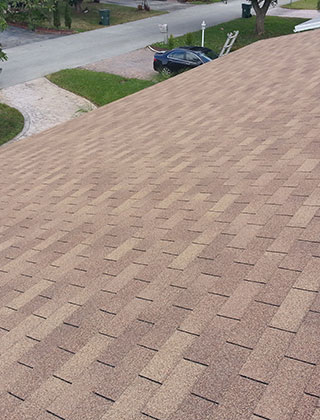 3 Tab Shingle Re-Roof