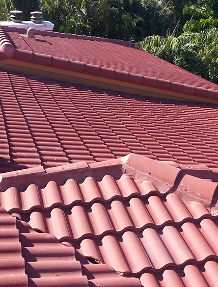 Tile Re-Roof